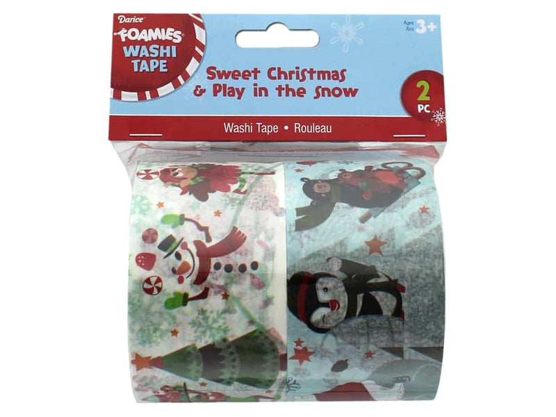 WASHI TAPE CMAS 2PC