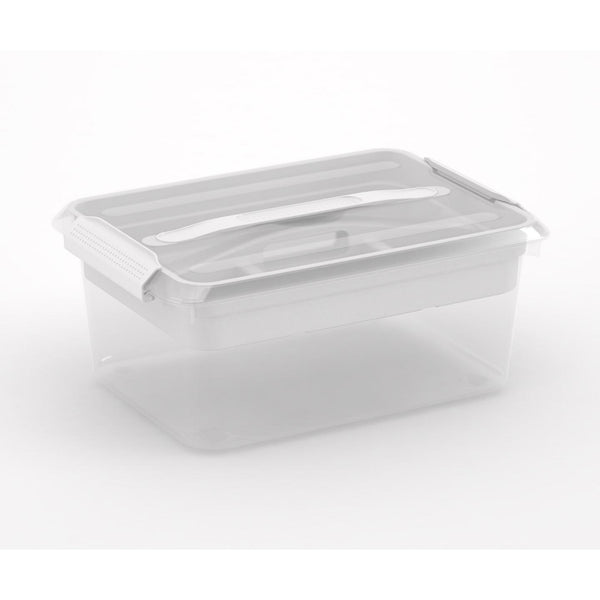 RECOLLECTIONS LATCHMATE STORAGE BOX W/TRAY