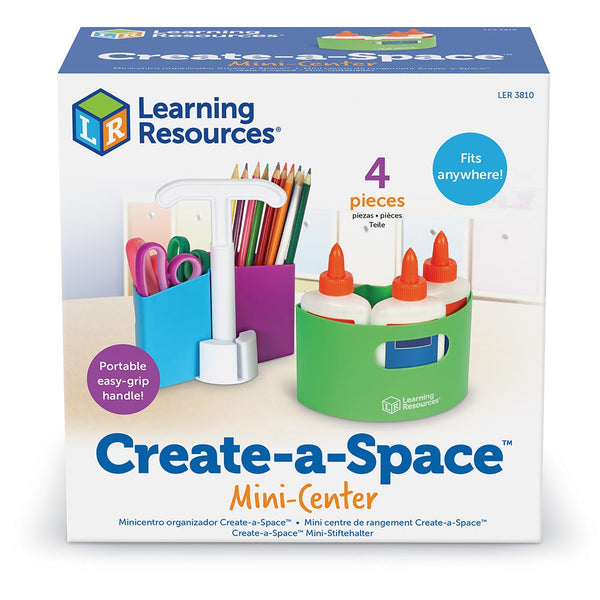 CREATE-A-SPACE MINI-CENTER