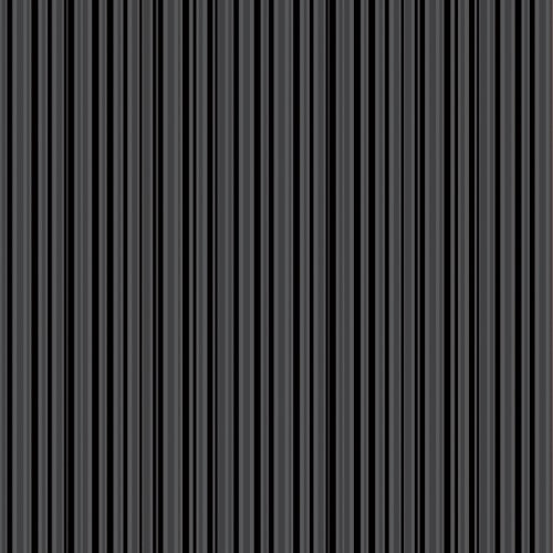 PATTERNED - BLACK STRIPES - 12 X 12 CARDSTOCK