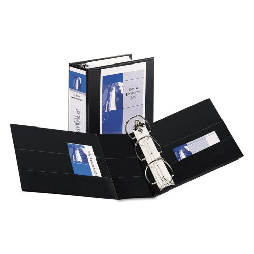 "D-VIEW BINDER 5"" BLACK"