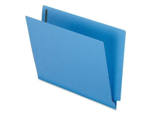 FOLDER LATERAL LETTER BLUE 2 FASTENERS BOX/50