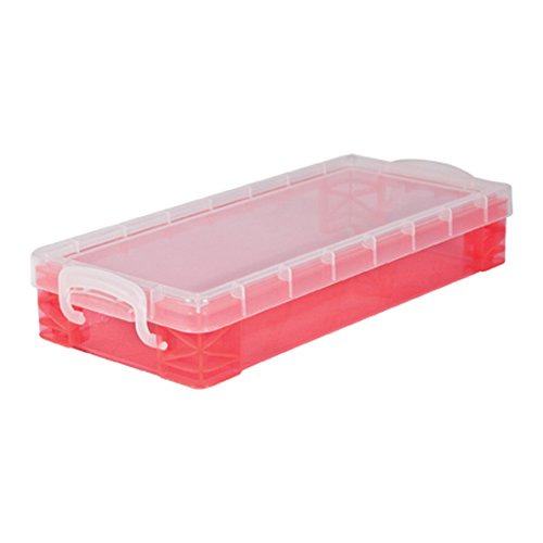 SUPER STACKER PENCIL BOX ASST COLORS