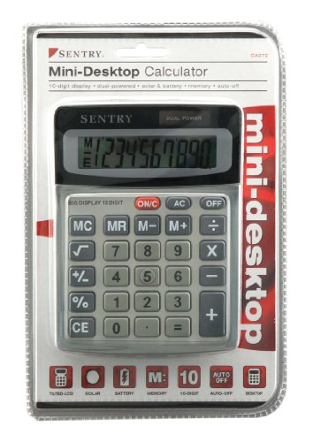 MINI DESKTOP CALCULATOR 10 DIGIT