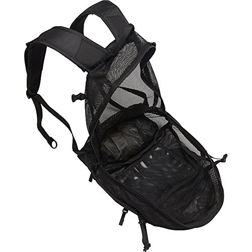 AIRHEAD DAYPACK BLACK BACKPACK