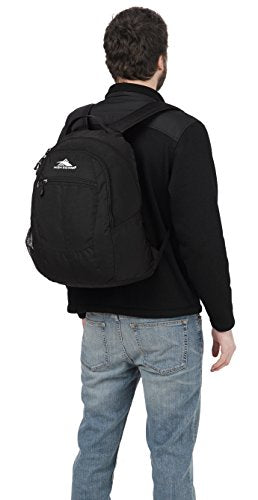 HIGH SIERRA CURVE BACKPACK BLACK