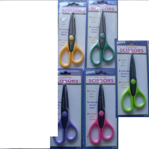 SCISSORS ASSORTED SHAPES