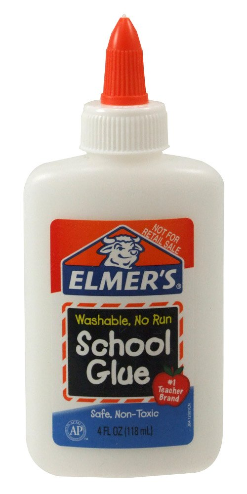 ELMERS WASHABLE SCHOOL GLUE 4 OZ