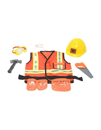 CONTRUCTION WORKER ROLE PLAY COSTUME SET