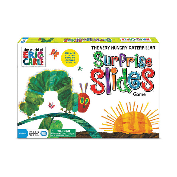 THE WORLD OF ERIC CARLE SURPRISE SLIDES GAME
