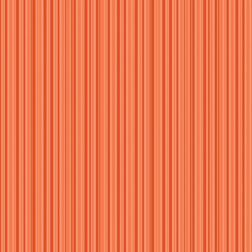 12X12 CARDSTOCK STRIPE ORANGE