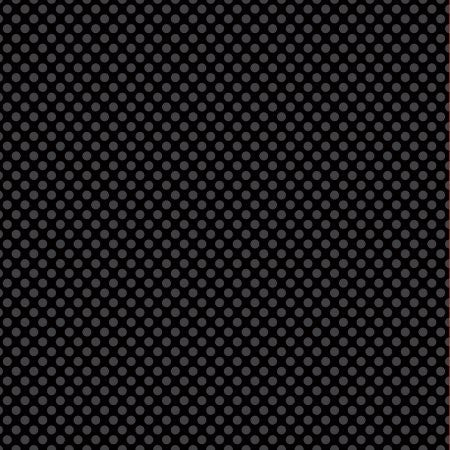 "PAPER PATTERNED BLACK LARGE DOTS 12""X12""CARDSTOCK"