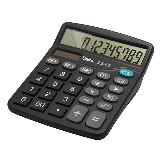 CALCULADORA DE ESCRITORIO 12DIGITOS