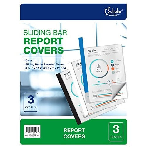 3 PACK SLIDER REPORT COVER