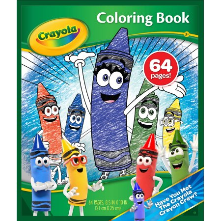 COLOR AND ACTIVITY  BIG BOOK 64 PG
