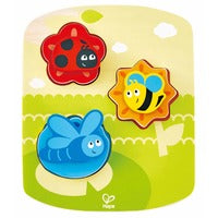 DYNAMIC INSECT PUZZLE 7PCS 18M+
