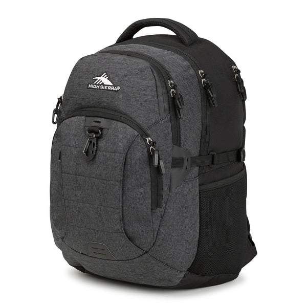 HIGH SIERRA JARVIS BACKPACK BLACK