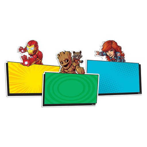 MARVEL SUPER HERO ADVENTURE CUT OUTS