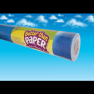 CLOUD BETTER THAN PAPER BULLETIN BOARD ROLL