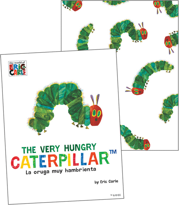 THE VERY HUNGRY CATERPILLAR LEARNING CARD