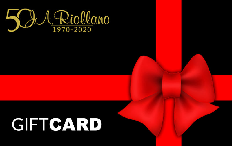 JA Riollano Gift Card