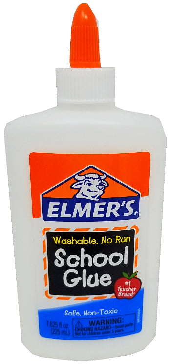 ELMERS WASHABLE SCHOOL GLUE 8 OZ
