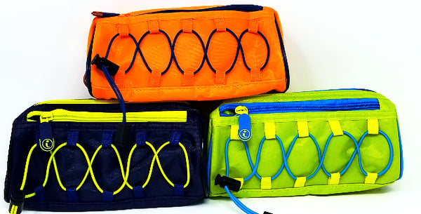 BUNGEE CORD PENCIL POUCH
