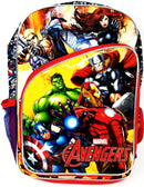 BACKPACK PRIMARY AVENGERS 17""