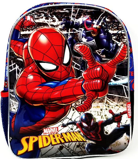 BACKPACK OPP SPIDERMAN 14""