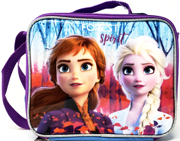 LUNCH BAG FROZEN 2 RECTANGULAR