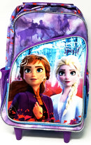 "ROLLING BACKPACK PRIMARY 17"" FROZEN 2"