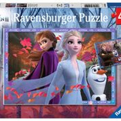 FROZEN PUZZLE FROSTY ADVENTURES