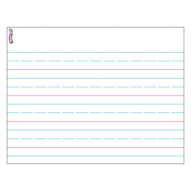 CHART HANDWRITING PAPER WIPE-OFF