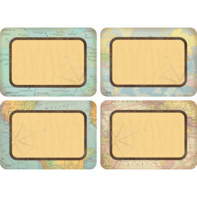 TRAVEL THE MAP NAME TAGS