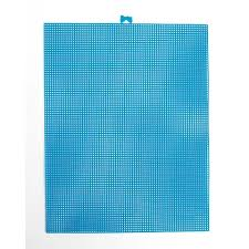 #7 MESH PLASTIC CANVAS - SEAGLASS