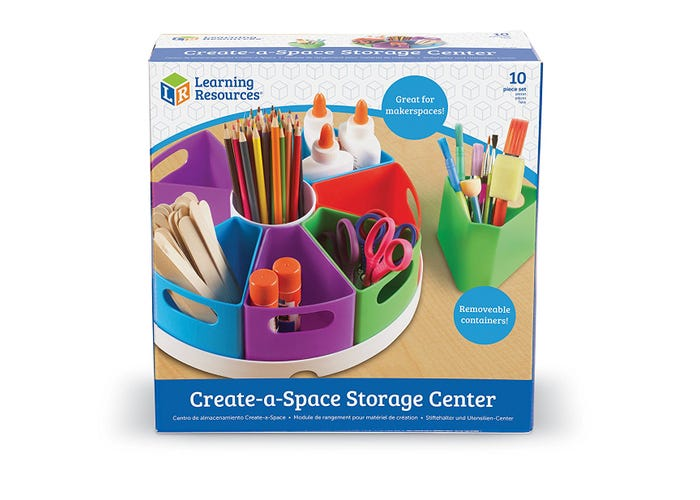 CREATE-A-SPACE STORAGE CENTER