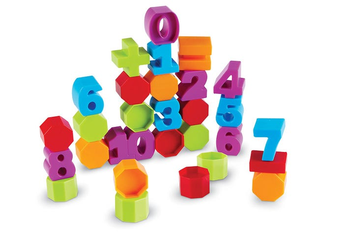 NUMBERS AND COUNTING BLOCKS
