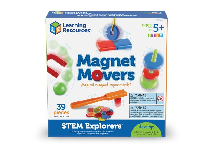 STEM EXPLORERS MAGNET MOVERS
