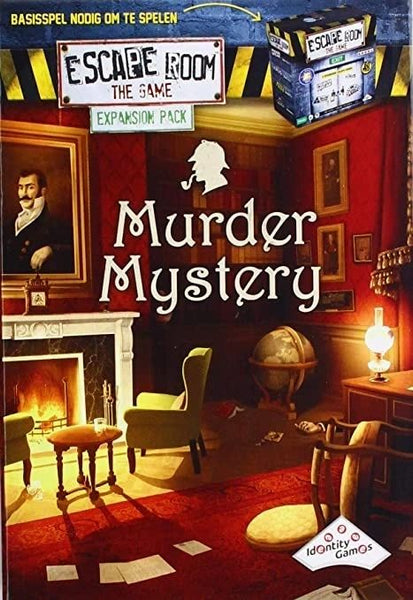 Escape Room Murder Mystery Expansion