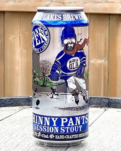 Great Lakes Brewery Shiny Pants Session Stout