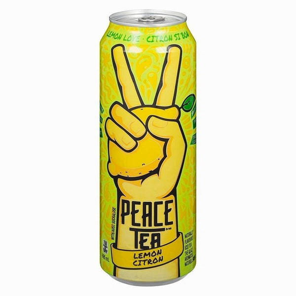 Peace Tea Lemon Love