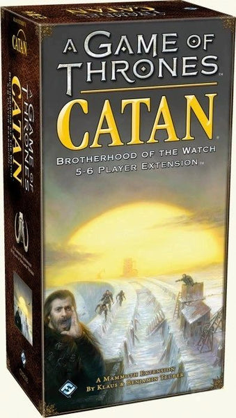 Catan Game Of Thrones 5-6 Player Expansion