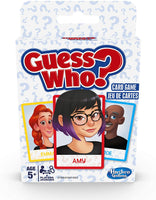 Guess Who?: Card Game
