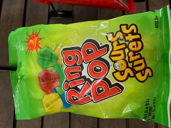 Ring Pop Sours 3 Pack