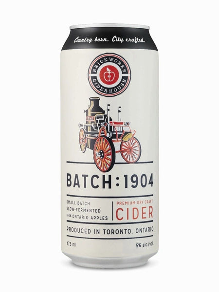 Brickworks Batch:1904 Cider