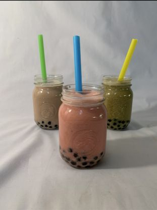 Bubble Milk Tea
