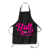 Y'all See It Apron