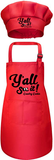 Kids Yall See It Aprons