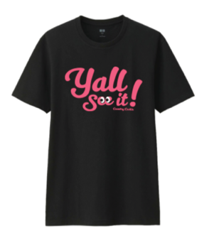 Y'all See It:T-Shirts