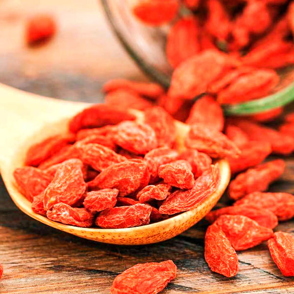 The Fruit from the Heavens - Goji Berry